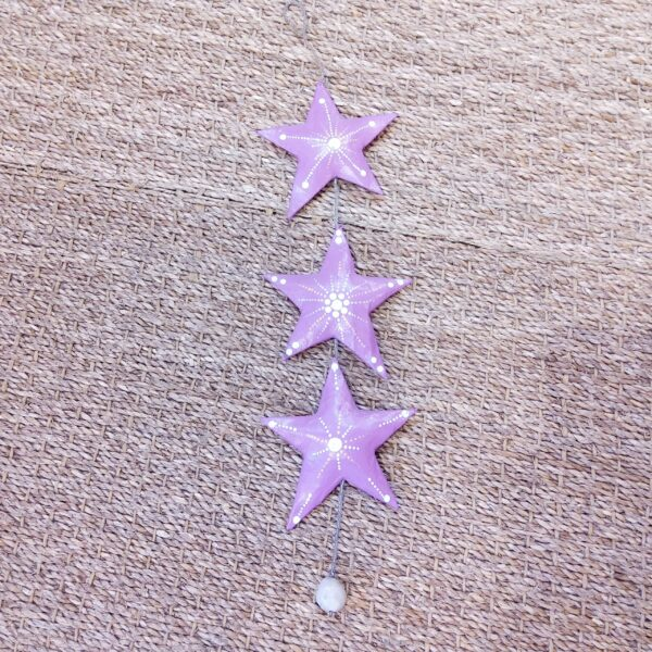 guirlande étoiles 38 cm