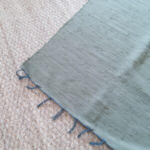 Lirette coton 1,75 cm kaki