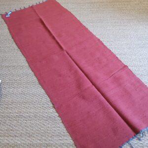 Lirette coton 1,75 cm rouille